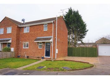 Thumbnail 3 bed semi-detached house for sale in Castle Dore, Swindon