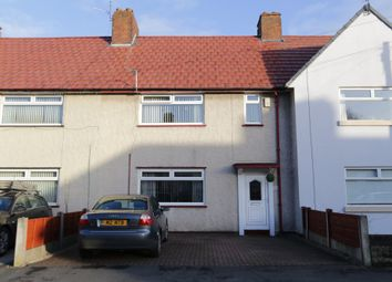 Thumbnail 3 bed terraced house for sale in Baines Avenue, Irlam, Manchester