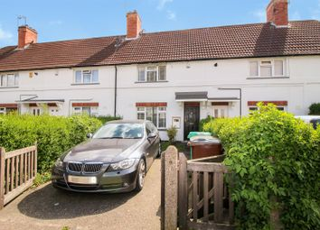 Thumbnail 2 bed terraced house for sale in Meriden Avenue, Lenton Abbey, Nottingham