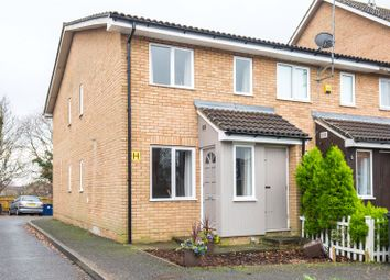 Thumbnail 1 bedroom end terrace house for sale in Redwood Way, Barnet, Hertfordshire