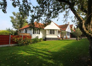 Thumbnail 3 bed detached house for sale in South Weald Road, Brentwood