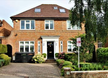 Thumbnail 4 bed detached house for sale in Winscombe Way, Stanmore