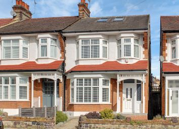 4 bed terraced house for sale in Hawthorn Avenue, London N13
