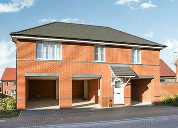 Thumbnail 2 bed detached house for sale in Bailey Close, Picket Piece, Andover