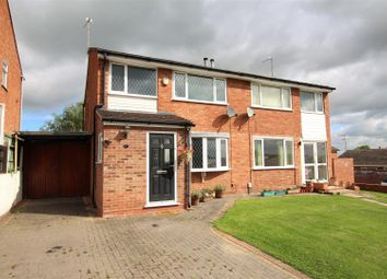 Thumbnail 3 bed semi-detached house for sale in Morris Drive, Whitnash, Leamington Spa
