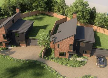 Thumbnail 4 bed detached house for sale in The Paddocks, Bacton, Norwich