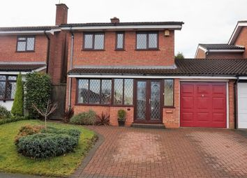 Thumbnail 3 bed link-detached house for sale in Rea Valley Drive, Northfield, Birmingham
