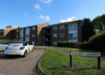 Thumbnail 2 bed flat to rent in Nursery Gardens, Welwyn Garden City