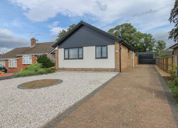 Thumbnail 2 bed detached bungalow for sale in Eastwood Park Drive, Hasland, Chesterfield