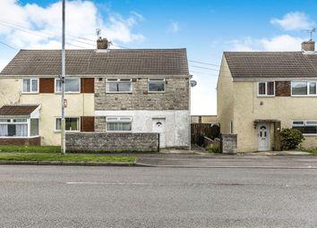 Thumbnail 3 bed semi-detached house for sale in Bryn Golau, Bridgend