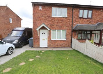 Thumbnail 2 bed semi-detached house for sale in Amison Street, Meir Hay