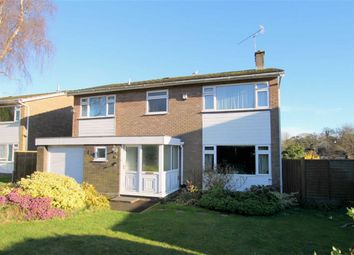 Thumbnail 4 bed detached house for sale in Rowan Drive, Highcliffe, Christchurch, Dorset