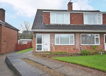 Thumbnail 3 bed semi-detached house for sale in Semi-Detached House, Anderson Place, Newport