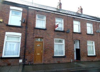 Thumbnail 3 bed terraced house for sale in Ladysmith Place, Troedyrhiw, Merthyr Tydfil