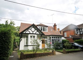 Thumbnail 4 bed detached house to rent in Pine Grove, Windlesham, Surrey