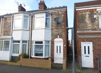 2 bed end terrace house for sale in Edgecumbe Street, Hull HU5