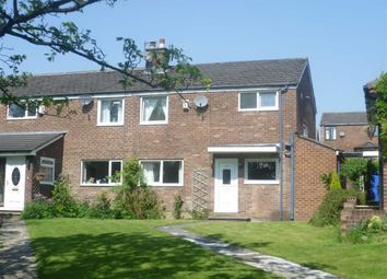 Thumbnail 3 bed semi-detached house for sale in Hawthorn Walk, Rochdale, Lancs