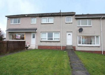 Thumbnail 3 bed terraced house for sale in Broom Path, Baillieston, Glasgow, Lanarkshire
