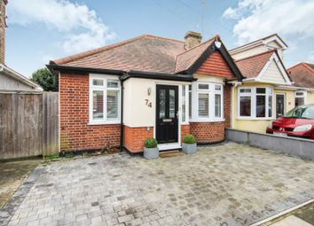 Thumbnail 2 bedroom semi-detached bungalow for sale in North Crescent, Southend-On-Sea