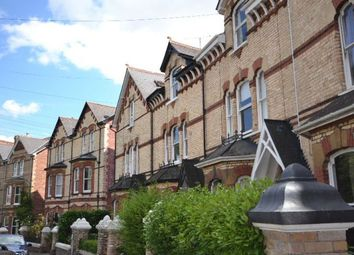 Thumbnail 2 bed flat to rent in Powderham Crescent, Exeter