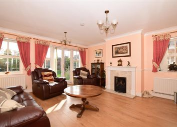 Thumbnail 4 bed detached house for sale in Wakehurst Close, Coxheath, Maidstone, Kent