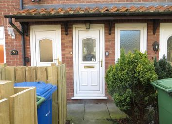 Thumbnail 1 bed flat to rent in Tower Hill Mews, Hessle