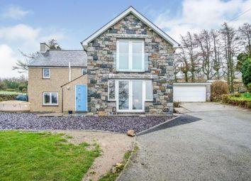 Thumbnail 4 bedroom detached house for sale in Mynydd Nefyn, Pwllheli, Gwynedd, .