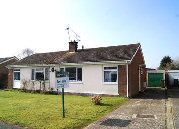 Thumbnail 2 bed semi-detached bungalow for sale in Southlands Close, Ash, Surrey