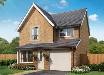 "Thumbnail 3 bed detached house for sale in ""Cheadle"" at Tenth Avenue, Morpeth"