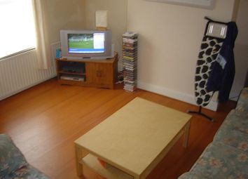 Thumbnail 2 bedroom shared accommodation to rent in Thornville Road, Hyde Park, Leeds