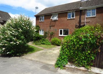 Thumbnail 3 bed semi-detached house for sale in Moors Close, Hurn, Christchurch