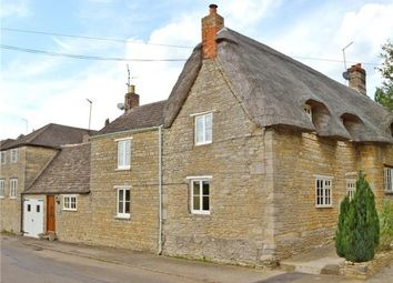 Thumbnail 5 bedroom semi-detached house for sale in 16 Main Street, Tansor, Peterborough