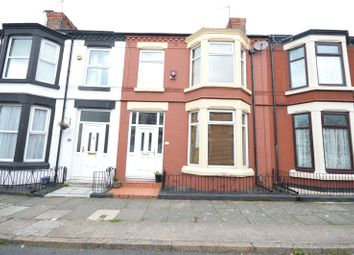 Thumbnail 3 bed terraced house for sale in Lambton Road, Aigburth, Liverpool