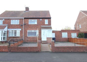 Thumbnail 3 bed semi-detached house for sale in Rutland Avenue, New Silksworth, Sunderland