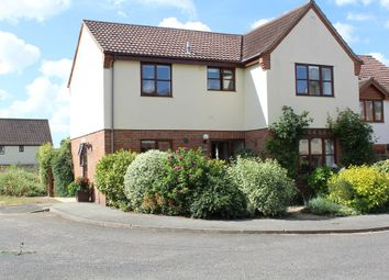 Thumbnail 4 bed detached house for sale in Mallard Way, Hollesley, Woodbridge