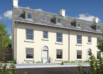 Thumbnail 4 bed end terrace house for sale in Newquay