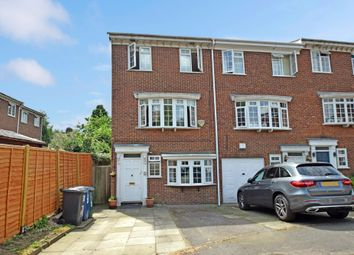 Thumbnail 4 bed end terrace house for sale in Oakview Gardens, East Finchley