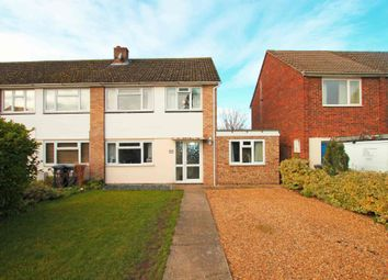 Thumbnail 4 bedroom end terrace house to rent in Orchard Way, Burwell