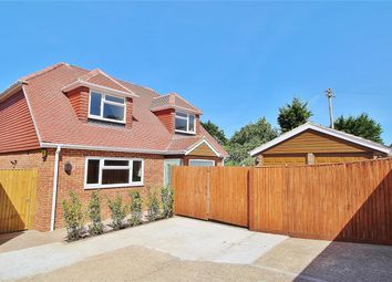 Thumbnail 3 bed detached house for sale in Hurston Close, Findon Valley, Worthing, West Sussex