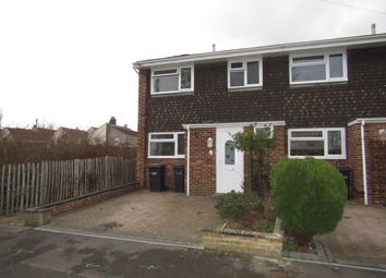 3 bed semi-detached house to rent in Norfolk Road, Gosport PO12
