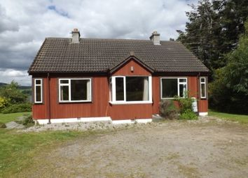 Thumbnail 3 bed detached bungalow for sale in The Sheiling, Ardvannie, Edderton