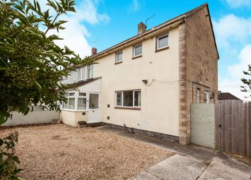 Thumbnail 3 bed end terrace house for sale in Overdale, Clandown, Radstock