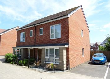 Thumbnail 3 bed semi-detached house for sale in Buckthorn Road, Coalville, Leicestershire