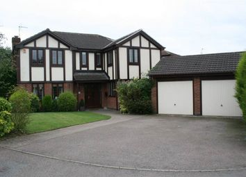 Thumbnail 4 bed property to rent in Northumberland Avenue, Market Bosworth, Warwickshire
