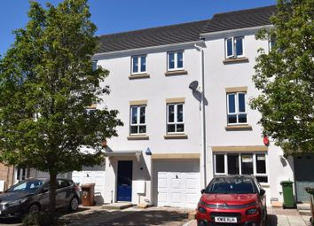 Thumbnail 4 bed terraced house for sale in Barlow Gardens, Plymouth