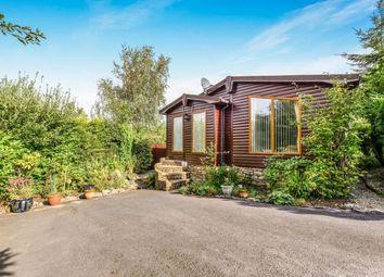 Thumbnail 2 bed mobile/park home for sale in Castle View Caravan Park, Capernwray, Carnforth, Lancashire