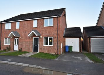 Thumbnail 3 bed semi-detached house for sale in Blueberry Way, Scarborough