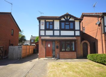 Thumbnail Detached house to rent in Grantley Close, Ashford