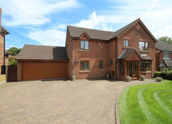 Thumbnail 4 bedroom detached house for sale in Galbraith Way, Norden, Rochdale