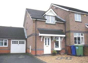 Thumbnail 2 bed semi-detached house to rent in Old Fallow Road, Cannock